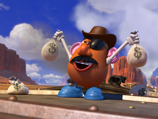 Which film has been Pixar's most profitable to date?