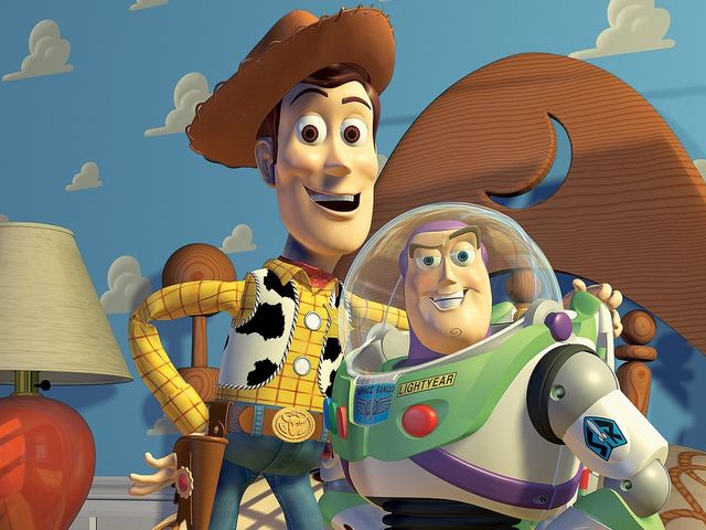 Toy Story debuted in 1995!