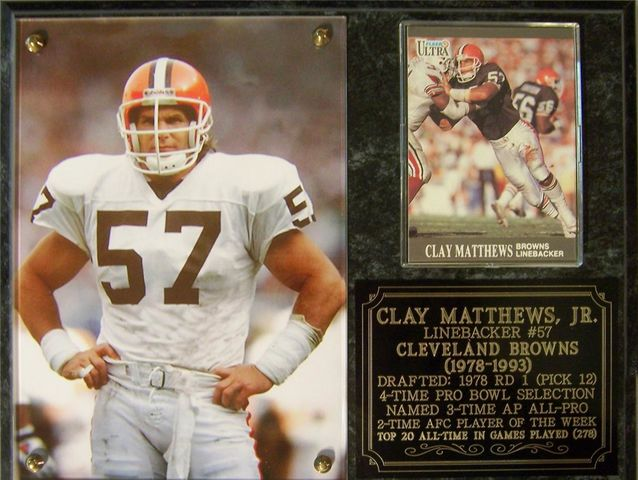 separation shoes bcd25 144ee Who is Your Favorite Browns Player of All Time? | Playbuzz