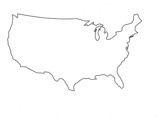 Let's start off with an easy one. This is a map of ______.