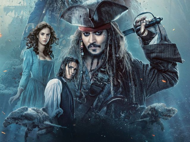 "True! Jack Sparrow returns in ""Pirates of the Caribbean: Dead Men Tell No Tales""!"
