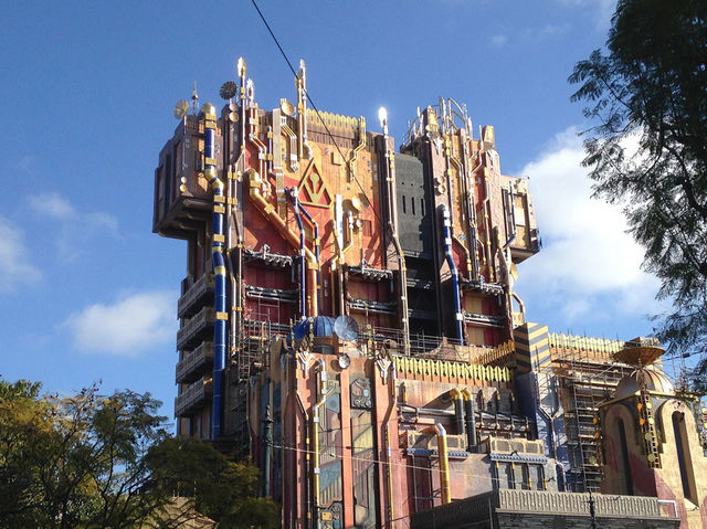 "It replaced ""The Tower of Terror""!"