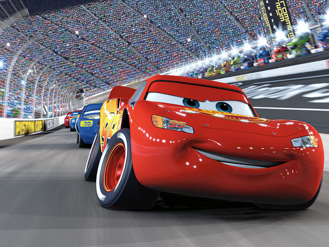 "True or False: ""Cars"" is not made by Pixar."