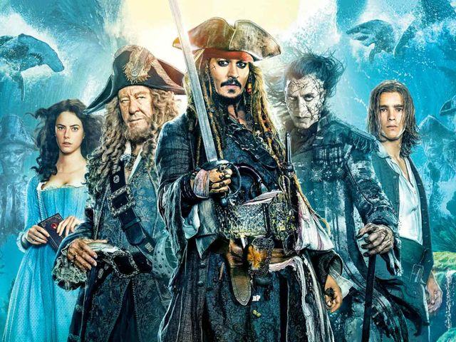 "What was the subtitle for this year's ""Pirates of the Caribbean"" movie?"