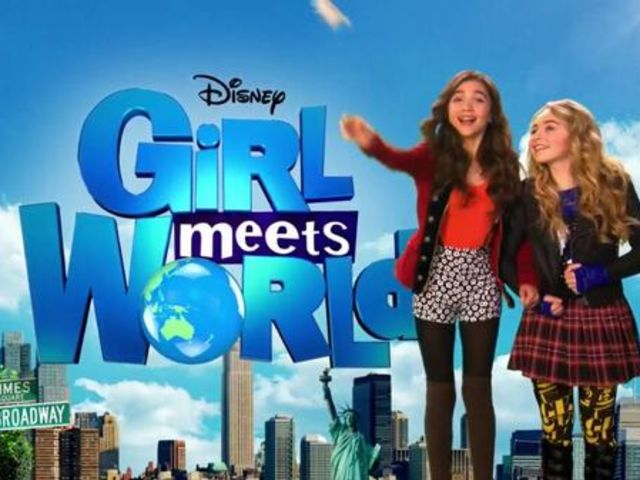 "True or False: ""Girl Meets World"", the sequel spinoff to ""Boy Meets World"", aired its series finale on the Disney Channel."