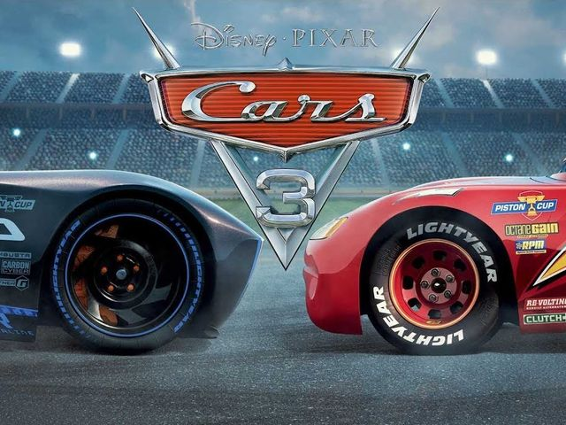 """Cars 3"" was released this year!"