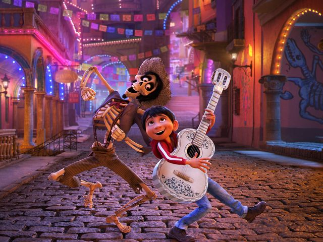 "What holiday was the focus of ""Coco""?"