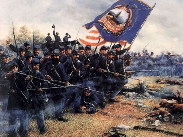 In what year did the Civil War begin?