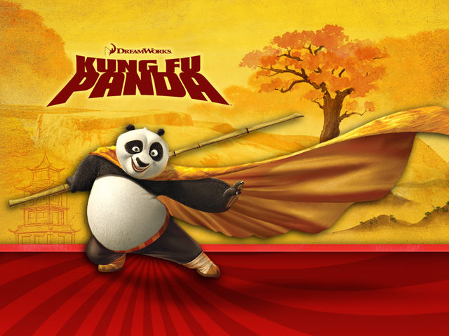 "Who made ""Kung Fu Panda""?"