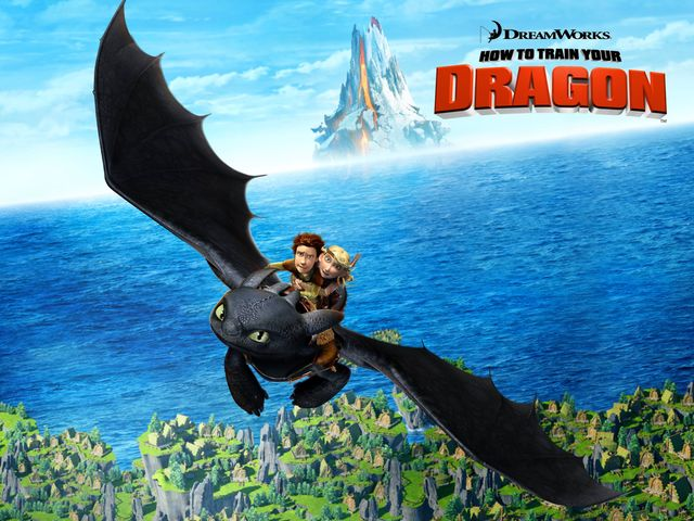 """How To Train Your Dragon"" is from?"