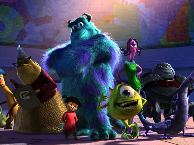 """Monsters, Inc."" was created by?"