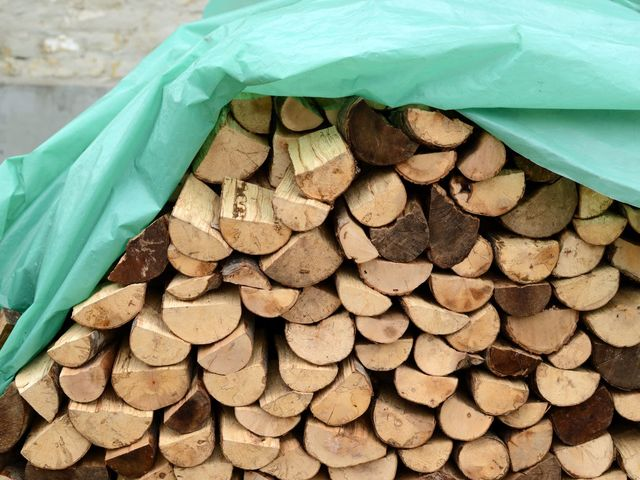 Which wood is typically NOT used to smoke food?