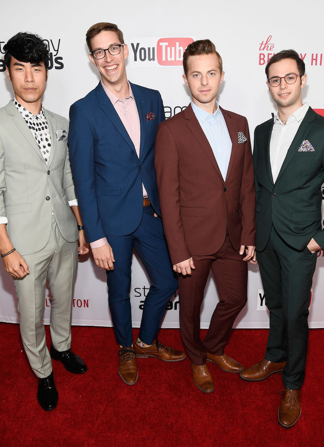 Who Was Best Dressed on the 2016 Streamy Awards Red Carpet