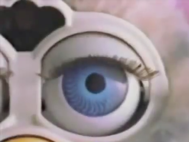 This adorable eyeball belonged to...