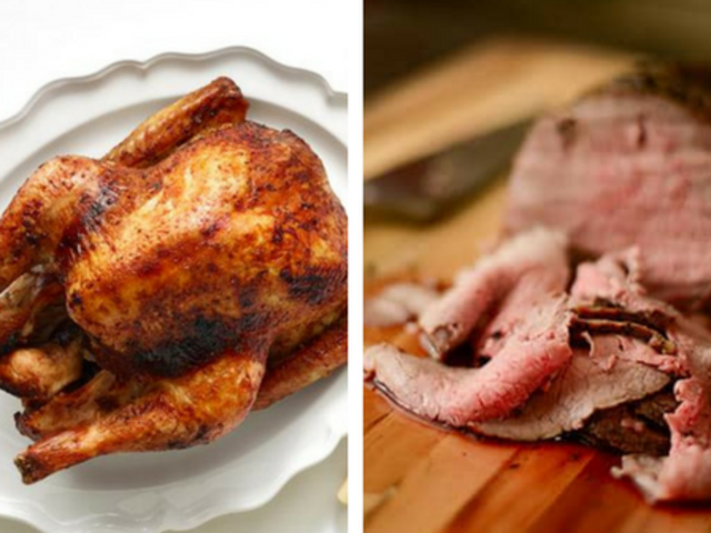 Do you prefer turkey, or roast beef?