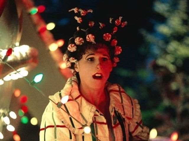 She's competing against Martha May Whovier for the best Christmas lights in Whoville!