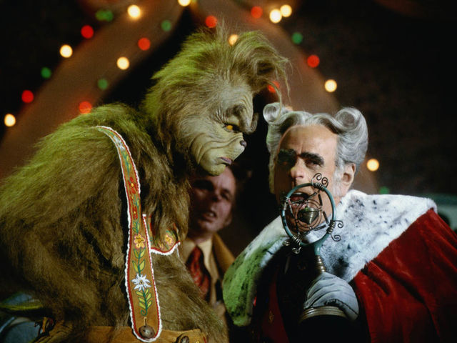What's the name of the outfit the Grinch is seen wearing here?