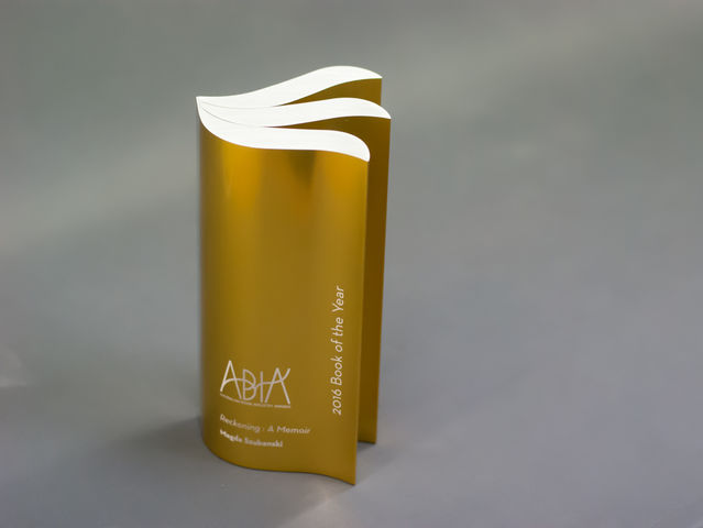 What kind of book is a Nebula Award given for?