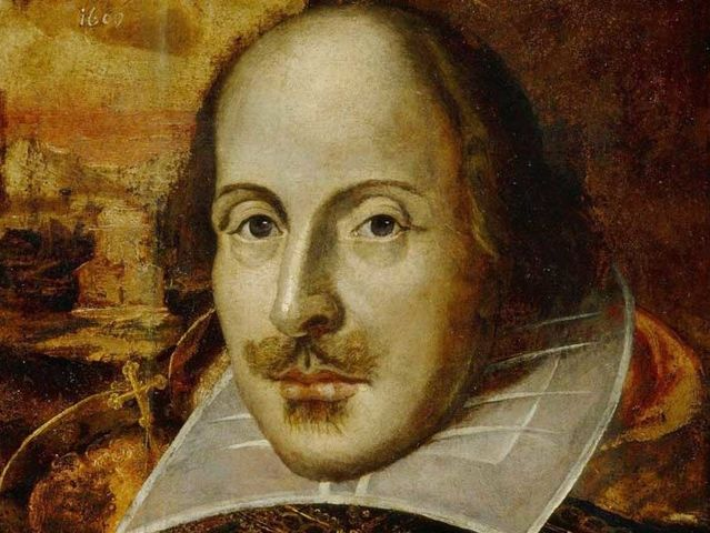 Which one of the following terms is often called for the England's national poet, William Shakespeare?