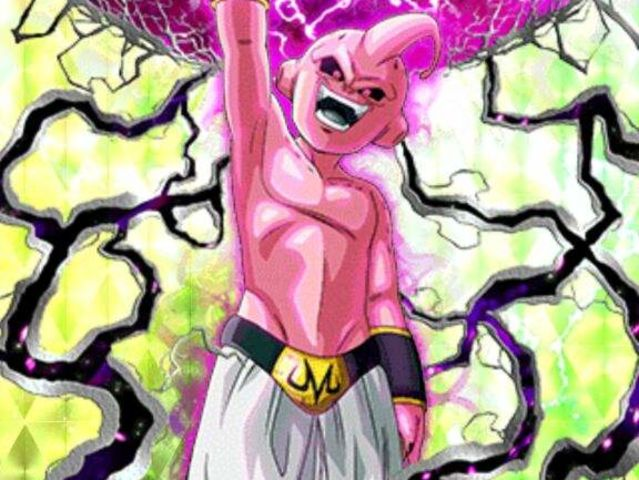 What attack was able to completely end Kid Buu once and for all?