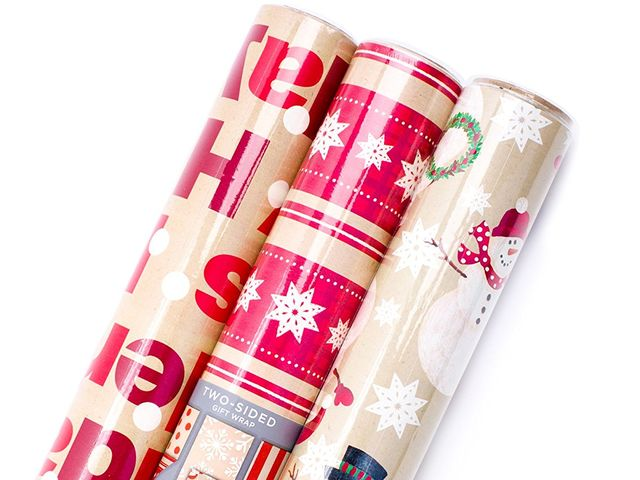 This would be wrapping paper!