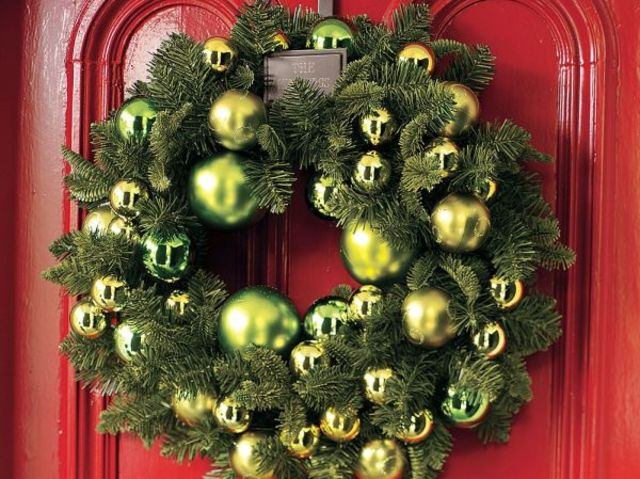 This would be a wreath!