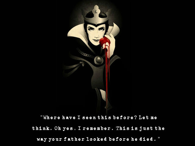 Can You Match The Unbelievably Evil Quotes To The Disney ...