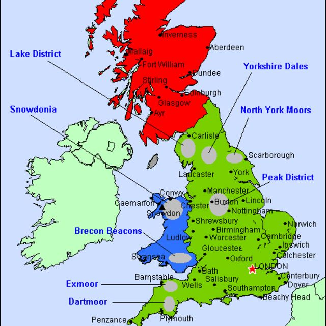 Where in the UK do you live?
