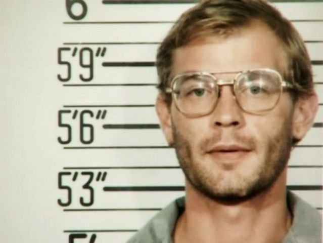 "One of Dahmer's victims almost got away, escaping the house with a hold drilled in his head, but Dahmer charmed police into believing there had just been a ""lover's quarrel"" and killed the man later."