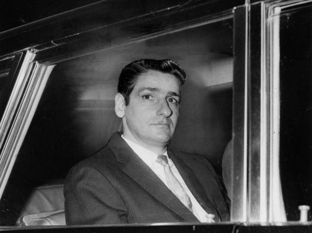Albert DeSalvo was the Boston Strangler. His last victim's name was Mary Sullivan.