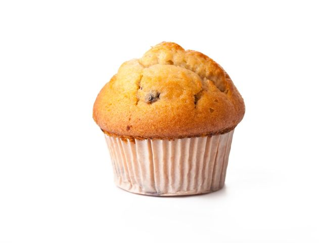 "Quickbread muffins, known in Britain as ""American muffins,"" originated in the United States in the mid 19th century."