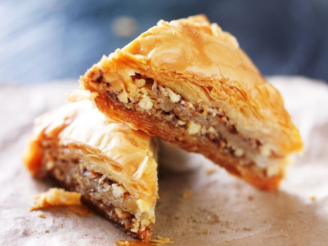 Where is Baklava from?