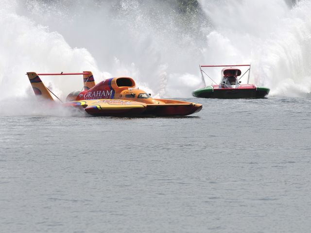 EQT Three Rivers Regatta will take place August 4-6 in Pittsburgh.  The festival was founded in 1977 and is the largest inland regatta in the United States.  It is often host to F1 Champ Boat races.  For more information: http://yougottaregatta.com/
