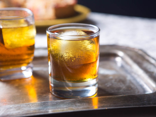 What's in a classic Old Fashioned?