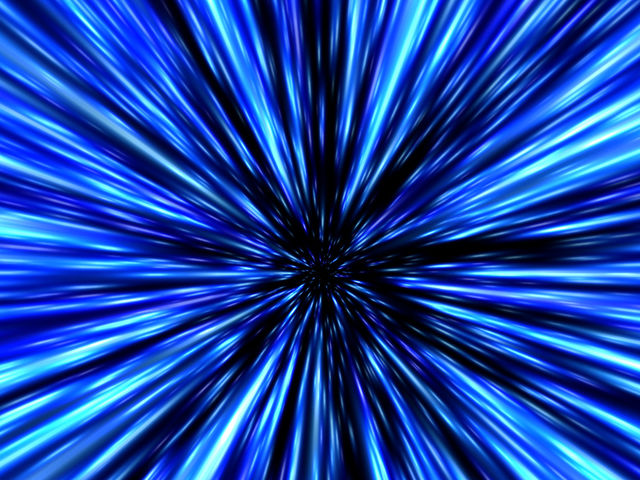What is not one of the primary dangers of traveling through Hyperspace