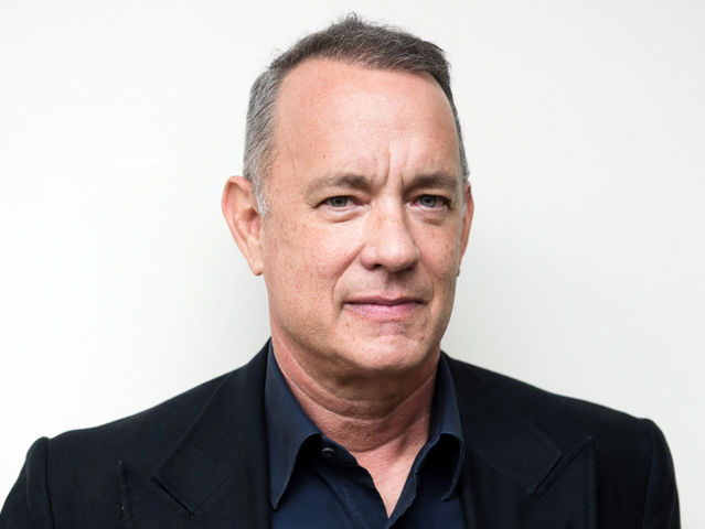Tom Hanks is the voice of Woody, while Tim Allen voices Buzz Lightyear.