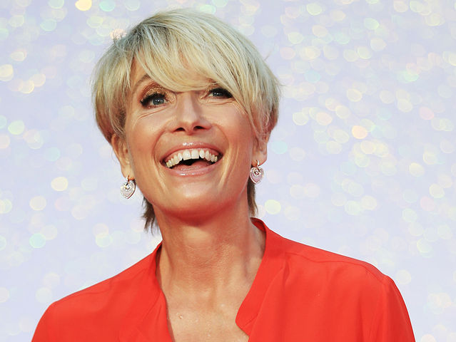 Emma Thompson is actually the voice of Queen Elinor in Disney's Brave.