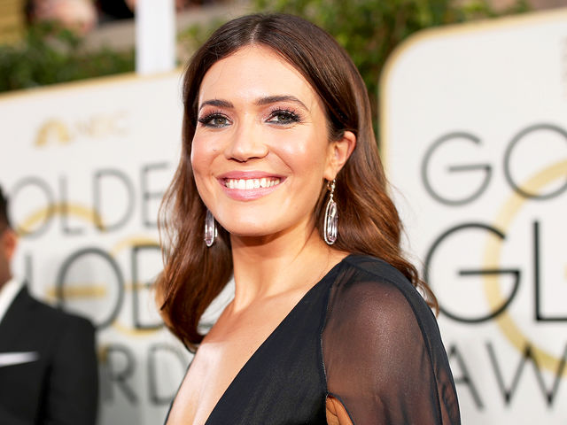 Mandy Moore voices Rapunzel in the Tangled film and continues to voice the princess in the new TV series!