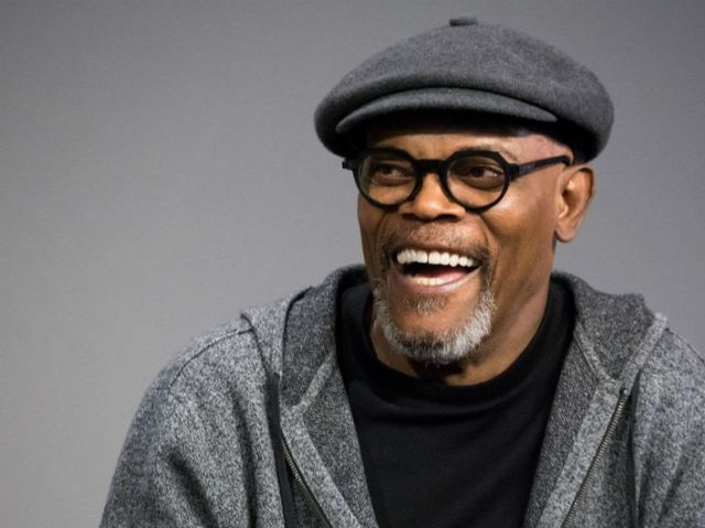 Samuel L. Jackson is the voice of Frozone in The Incredibles!
