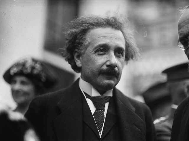 According to Einstein's second postulate of special relativity, the velocity of light in a vacuum: