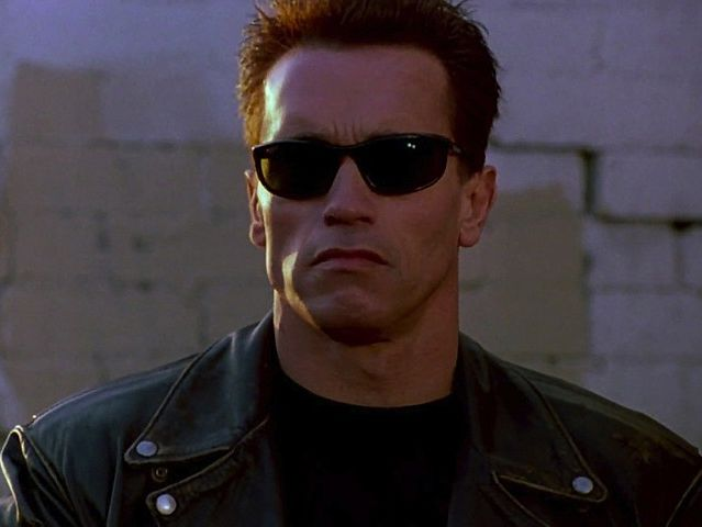 "Arnold immigrated to the US from Austria and went from Mr. Olympia (world bodybuilding champion) to The Terminator (an action star in dozens of movies) to ""The Governator"" (governor of California)."