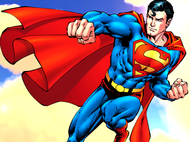 Superman came from Krypton to the United States!