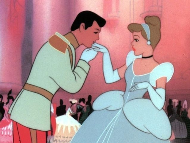 It was Prince Charming, or the most generic-looking white man of all time!