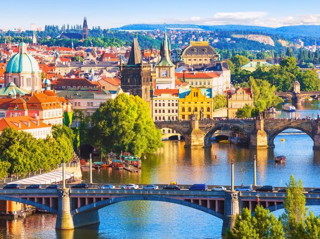 What's the capital of the Czech Republic?