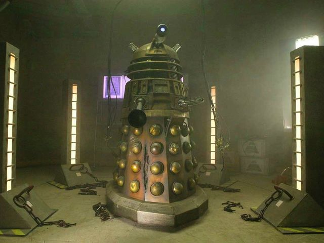The Ninth Doctor first discovers a Dalek in the USA, in an underground bunker. In which state is the bunker located?