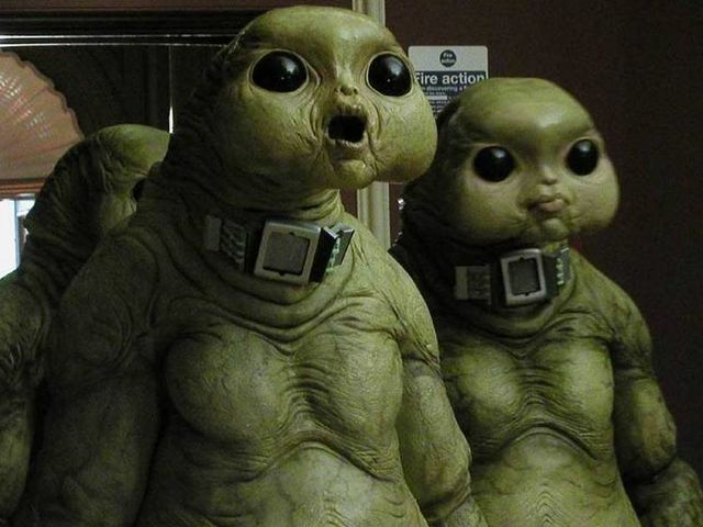 The Slitheen family is from Raxacoricofallapatorius!