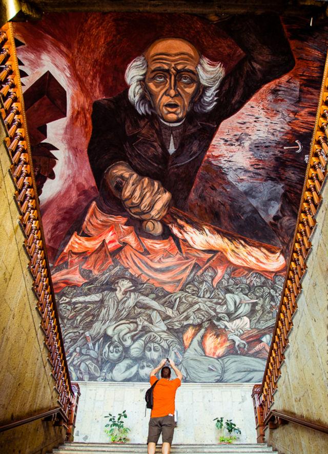 10 Obras De Arte Para Recordar A Jose Clemente Orozco Playbuzz