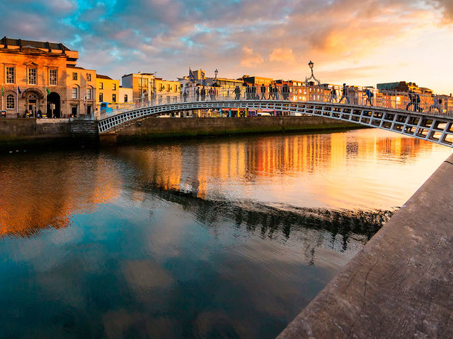 What is the capital of Ireland?