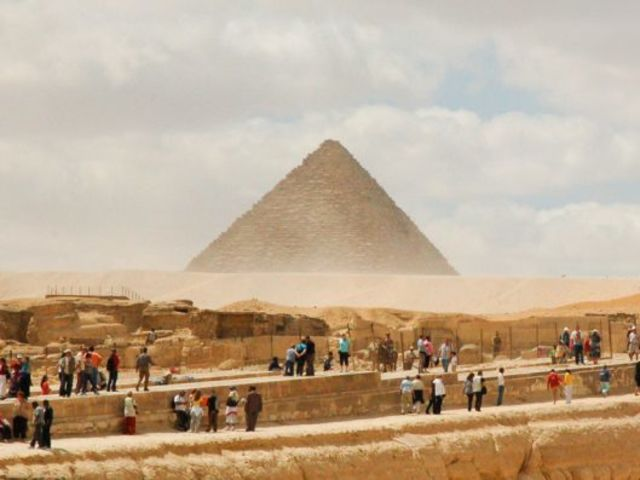The capital of Egypt is Cairo!