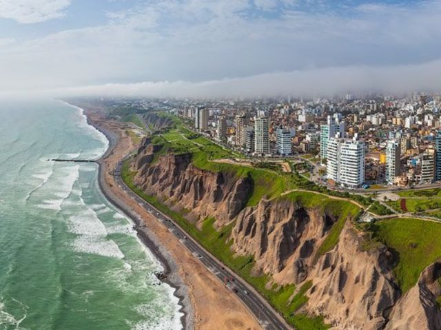 What is the capital of Peru?